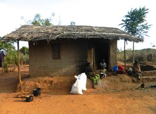 Malawi Landschaft