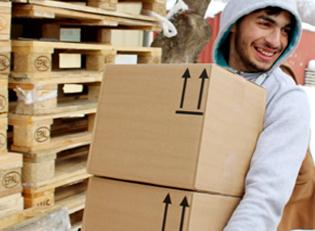 Moldawien Hilfslieferung