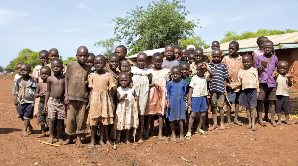vergessene Kinder Malawis Hoffnung fuer Kinder