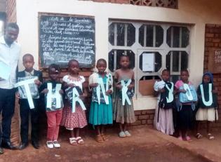 Kongo Englisch Unterricht
