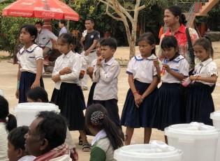 Kambodscha Schulbildung fuer alle