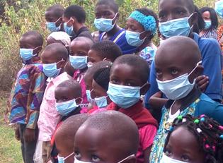 Suedsudan gefluechtete Kinder