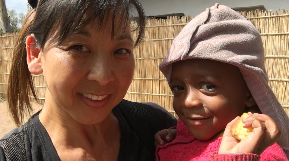 Kristy Scott Hoffnung fuer Kinder in Afrika