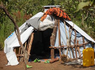 Sued Sudan Unterkunft Mehr zum Land