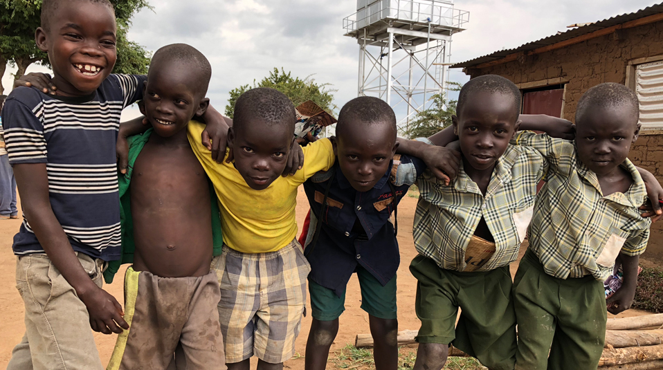 Uganda Kinder