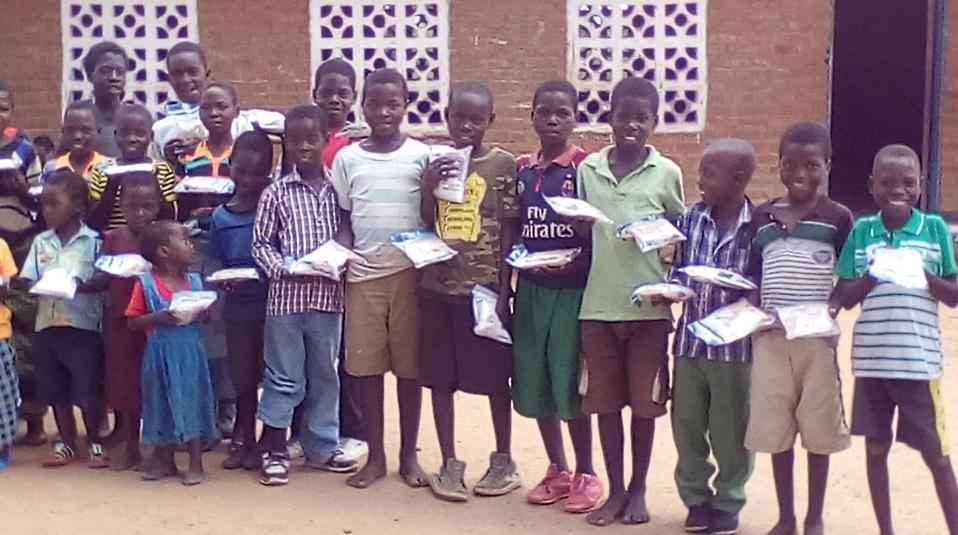 Malawi Reismahlzeiten Hoffnung f?r Kinder