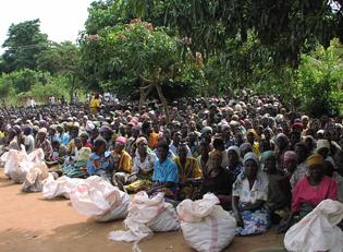 Malawi Hungersnot