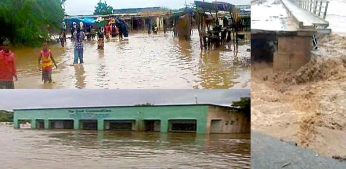 Malawi Ueberschwemmung