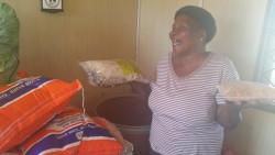 Hoffnung für Kinder hilft in Südafrika in einem Township